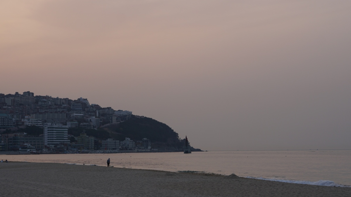 Getting the best out of Busan's beaches | Korea